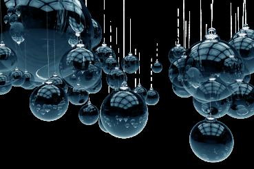 Transparent Ornaments
