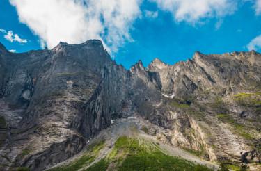 Troll Peaks Norway