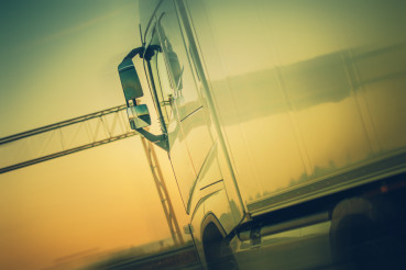 Truck Cargo Shipping