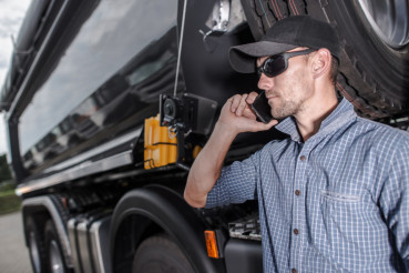 Truck Driver Making Business