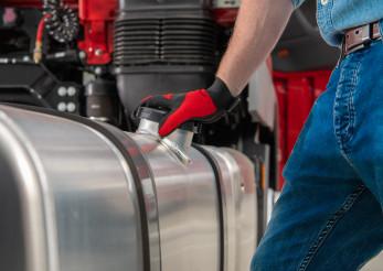 Truck Side Mounted Diesel Fuel Tanks