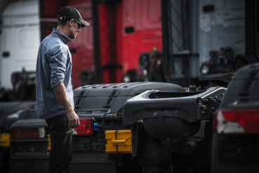 Trucker New Purchase