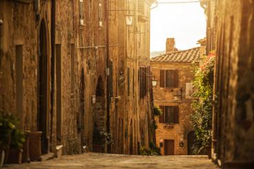 Tuscany Village Street