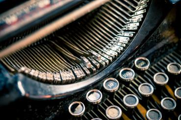 Types of Vintage Typewriter