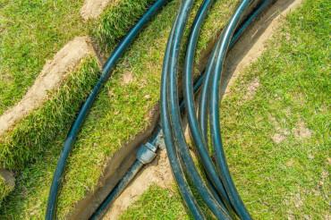 Underground Watering System