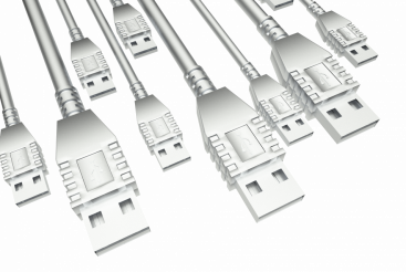 USB Cables PNG