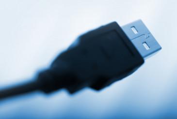 USB Plug Data Transfer
