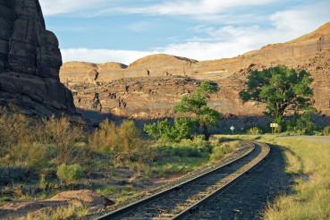 Utah Railroad and Road