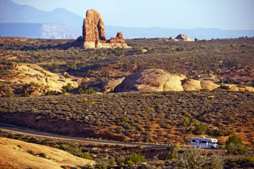 Utah Scenic Road