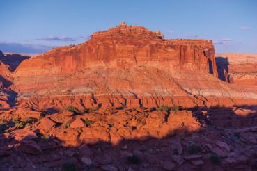 Utah Scenic Sunset