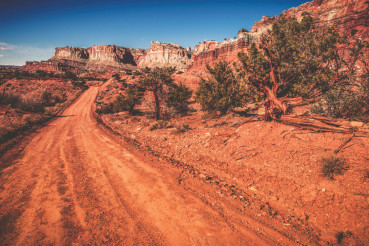 Utah Wilderness Road