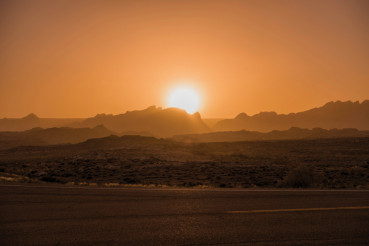Utah Wilderness Sunset