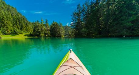 Vacation Time Kayaking