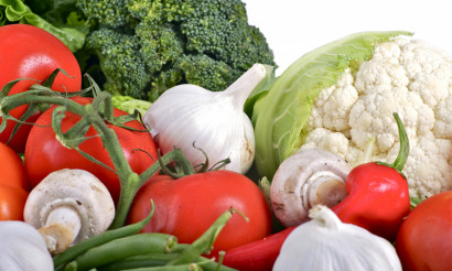 Vegetables Pile