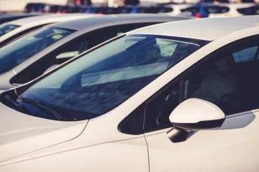 Vehicle Dealer Parking Lot