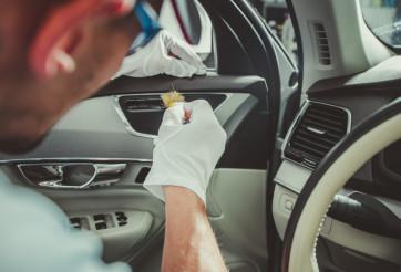 Vehicle Interior Detailing