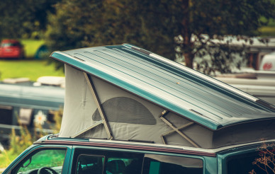 Vehicle Roof Tent Camping
