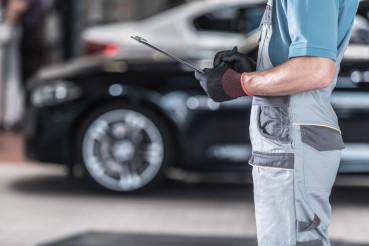 Vehicles Maintenance Work