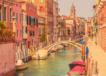 Venetian Channel Venice