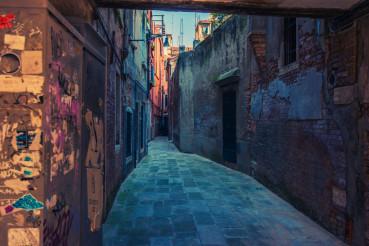Venice Italy Street