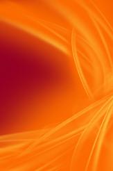 Vertical Orange Background