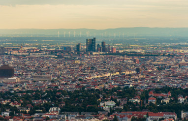 Vienna Austria Cityscape