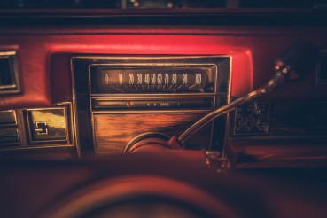 Vintage American Classic Dash