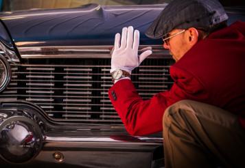 Vintage Car Evaluation