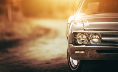 Vintage Classic Car Theme