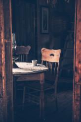 Vintage Home Interior