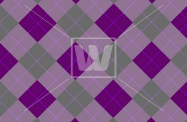 Violet Tartan