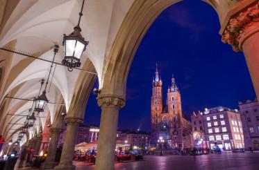 Visiting Cracow Poland