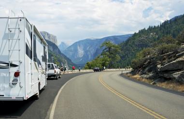 Visiting Yosemite Valley