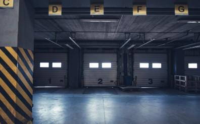Warehouse Cargo Gates