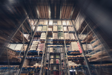 Warehouse Products Storage