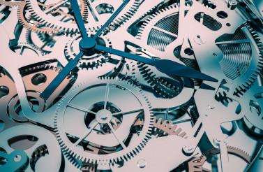 Watch Inside Mechanism 3D
