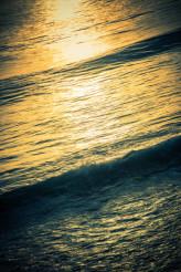 Wavy Ocean Background