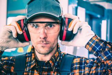 Wearing Hearing Protectors