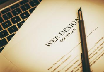 Web Design Job Contract