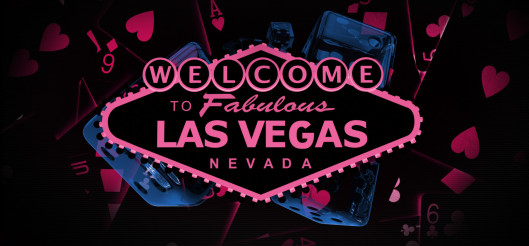 Welcome to Vegas Banner