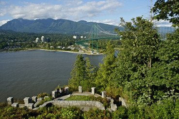 West Vancouver and Lions Gate