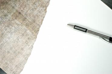 White Paper Pen