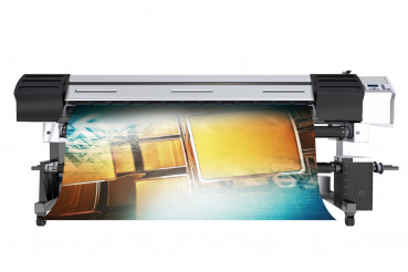 Wide Format Printing Concept