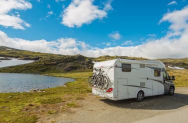 Wild Camping in a Camper