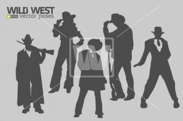 Wild West Poses