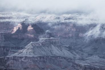 Winter Season in Grand Canyon