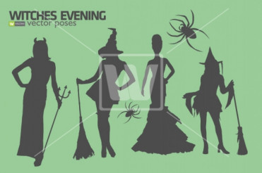 Witches Characters