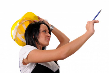 Woman Constructor