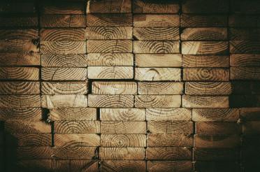 Wood Cut Stack