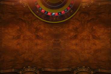 Wooden Casino Background